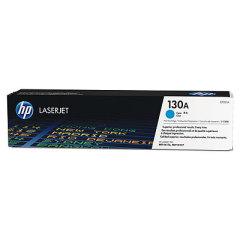 Toner do tiskárny Originální toner HP 130A, HP CF351A (Azurový)
