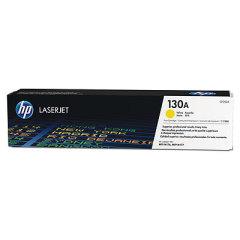 Toner do tiskárny Originální toner HP 130A, HP CF352A (Žlutý)