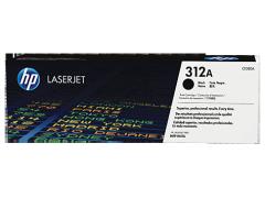 Toner do tiskárny Originální toner HP 312A, HP CF380A (Černý)