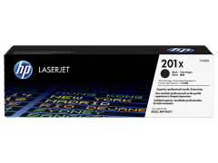Toner do tiskárny Originální toner HP 201X, HP CF400X (Černý)