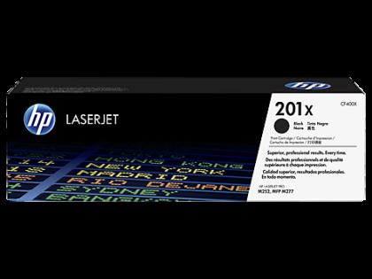 Originální toner HP 201X, HP CF400X (Černý)