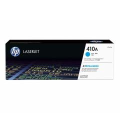 Toner do tiskárny Originální toner HP 410A, HP CF411A (Azurový)