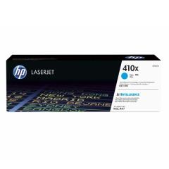 Toner do tiskárny Originální toner HP 410X, HP CF411X (Azurový)