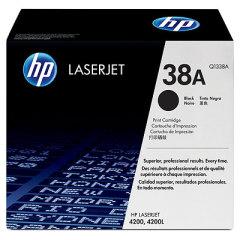 Toner do tiskárny Originální toner HP 38A, HP Q1338A (Černý)