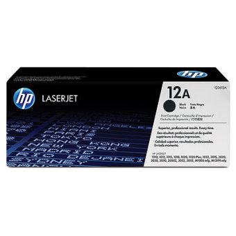 Originální toner HP 12A, HP Q2612A (Černý)