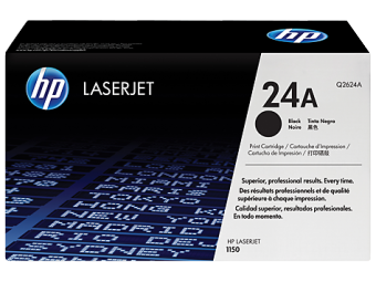 Originální toner HP 24A, HP Q2624A (Černý)