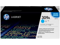 Toner do tiskárny Originální toner HP 309A, HP Q2671A (Azurový)