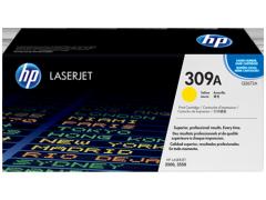 Toner do tiskárny Originální toner HP 309A, HP Q2672A (Žlutý)