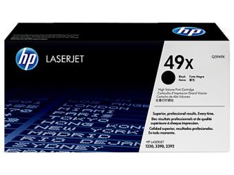 Originální toner HP 49X, HP Q5949X (Černý)