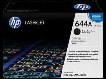 Originální toner HP 644A, HP Q6460A (Černý)