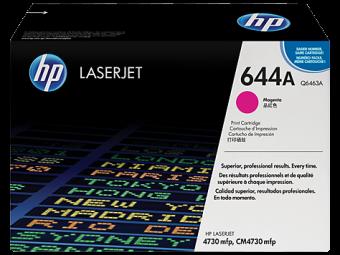 Originální toner HP 644A, HP Q6463A (Purpurový)