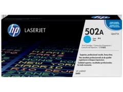 Toner do tiskárny Originální toner HP 502A, HP Q6471A (Azurový)