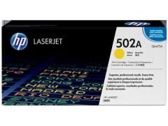 Toner do tiskárny Originální toner HP 502A, HP Q6472A (Žlutý)