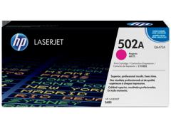 Cartridge do tiskárny Originální toner HP 502A, HP Q6473A (Purpurový)