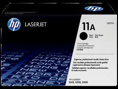 Toner do tiskárny Originální toner HP 11A, HP Q6511A (Černý)
