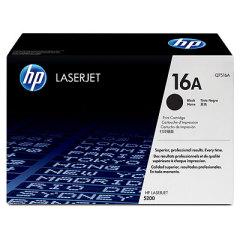 Toner do tiskárny Originální toner HP 16A, HP Q7516A (Černý)