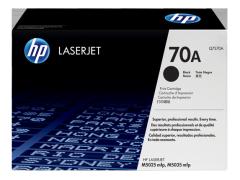 Toner do tiskárny Originální toner HP 70A, HP Q7570A (Černý)