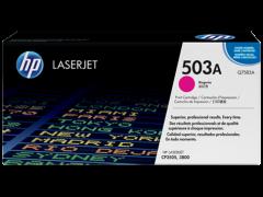 Toner do tiskárny Originální toner HP 503A, HP Q7583A (Purpurový)