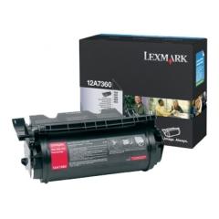 Toner do tiskárny Originální toner Lexmark 12A7360 (Černý)