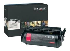 Toner do tiskárny Originální toner Lexmark 12A7365 (Černý)