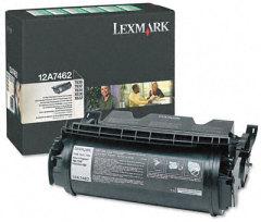 Toner do tiskárny Originální toner Lexmark 12A7462 (Černý)
