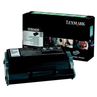 Originální toner Lexmark 12S0400 (Černý)