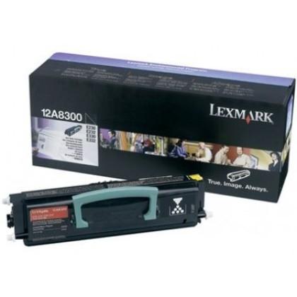 Originální toner Lexmark 12A8300 (Černý)