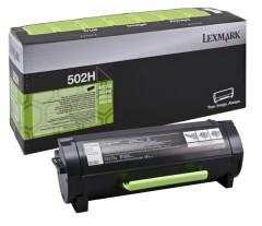 Toner do tiskárny Originální toner Lexmark 50F2H00 (Černý)