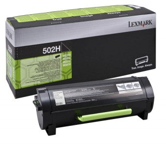 Originální toner Lexmark 50F2H00 (Černý)