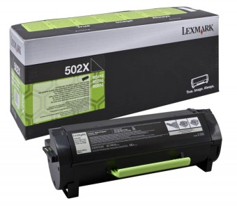 Originální toner Lexmark 50F2X00 (Černý)