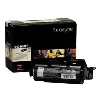 Originální toner Lexmark 64016HE (Černý)