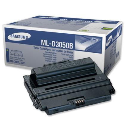 Originální toner SAMSUNG ML-D3050B (Černý)
