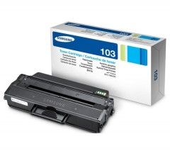 Toner do tiskárny Originální toner SAMSUNG MLT-D103S (Černý)