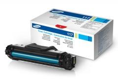 Toner do tiskárny Originální toner Samsung MLT-D117S (Černý)