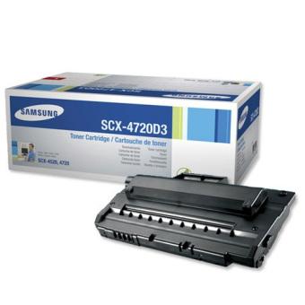 Originální toner SAMSUNG SCX-4720D5 (Černý)