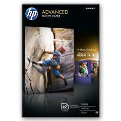 Fotopapír 10x15cm HP Advanced Glossy, 60 listů, 250 g/m2, lesklý (Q8008A)