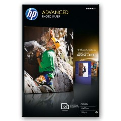 Fotopapír 10x15cm HP Advanced Glossy, 100 listů, 250 g/m2, lesklý (Q8692A)