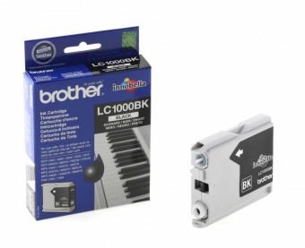 Originální cartridge Brother LC-1000BK (Černá)