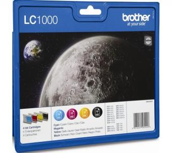 Sada originálních cartridge Brother LC-1000