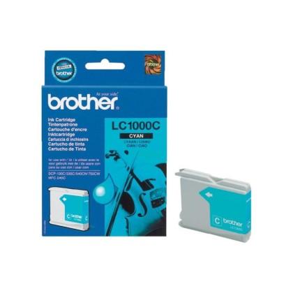 Originální cartridge Brother LC-1000C (Azurová)