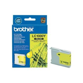 Originální cartridge Brother LC-1000Y (Žlutá)