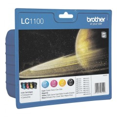 Sada originálních cartridge Brother LC-1100