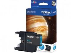 Cartridge do tiskárny Originální cartridge Brother LC-1240C (Azurová)