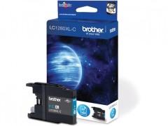 Cartridge do tiskárny Originální cartridge Brother LC-1280C (Azurová)