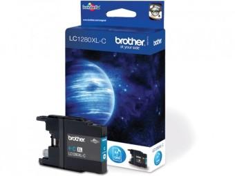 Originální cartridge Brother LC-1280C (Azurová)