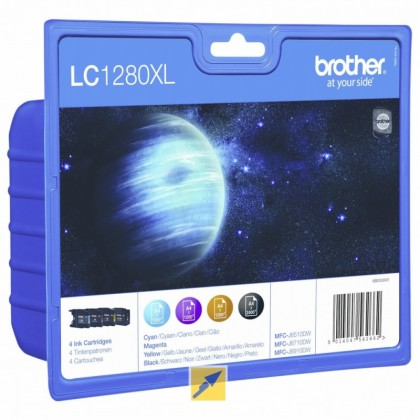 Sada originálních cartridge Brother LC-1280