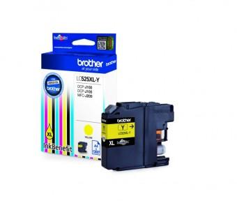 Originální cartridge Brother LC-525XL Y (Žlutá)