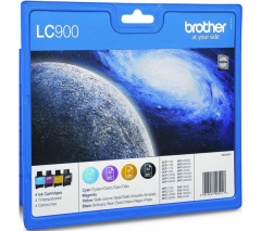 Sada originálních cartridge Brother LC-900
