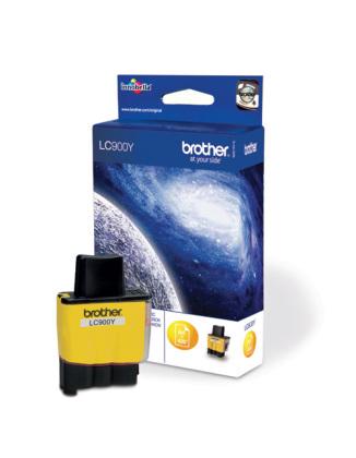 Originální cartridge Brother LC-900Y (Žlutá)