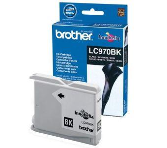 Originální cartridge Brother LC-970BK (Černá)